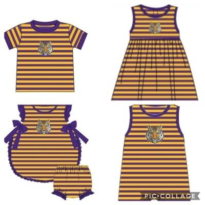 Pre-Order Tiger Knit Tee