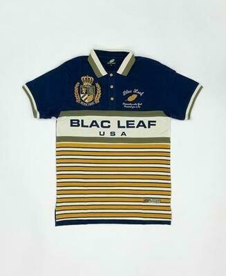 Blac Leaf USA Polo Shirt