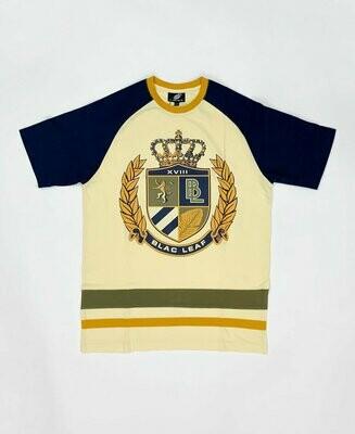 Royal BL Crest Shirt