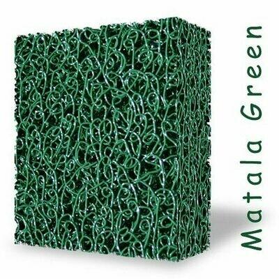 Green Matala Filter Media - 1/4 Sheet