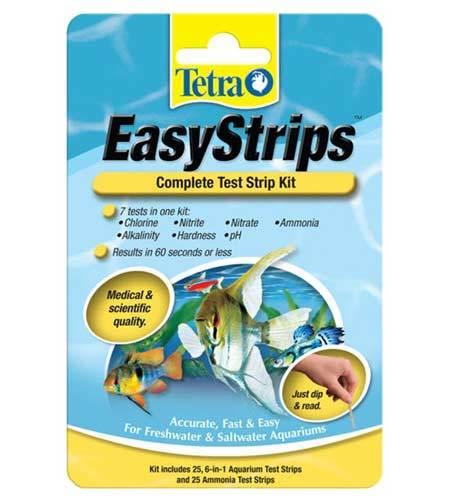EasyStrips Complete Water Test Strips Kit