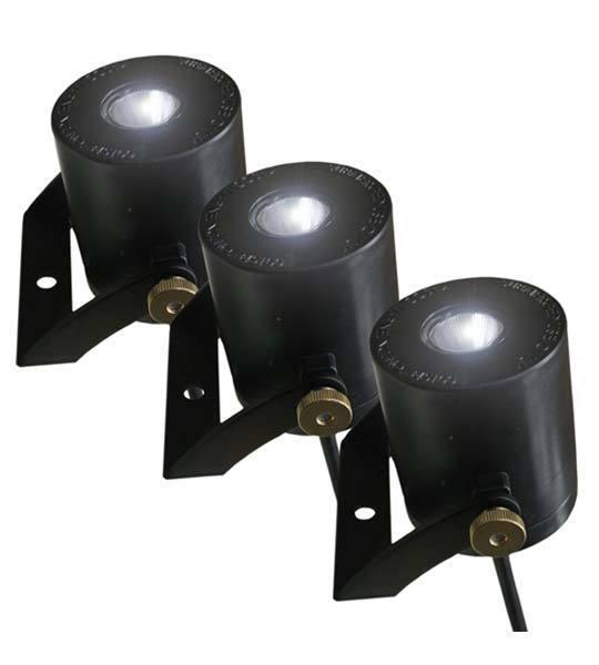 Kasco LED 3 Light Kit For Floating Fountains - 100' Cord