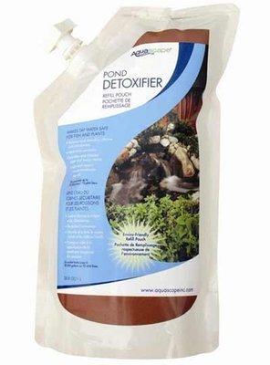 Pond Detoxifier Refill Pouch - 946 ml/32.0 oz by Aquascape