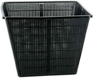 XL Square Mesh Pond Plant Basket
