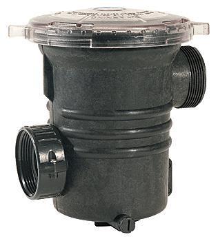 Leaf Basket / Priming Pot For External Pumps - 1-1/2