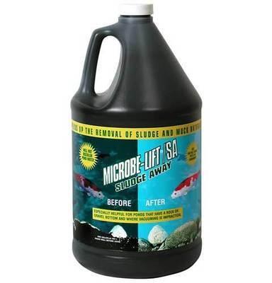 Microbe Lift Sludge Away - Gallon