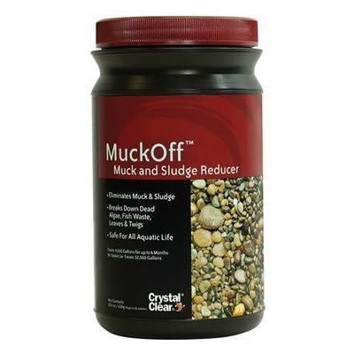 MuckOff - Muck & Sludge Reducer - 96 Tablets