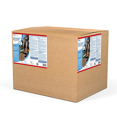 Aquascape Premium Colour Enhancing Fish Food Pellets 20 Kg