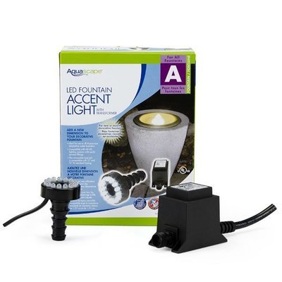 Aquascape LED Fountain Accent Light with Transformer