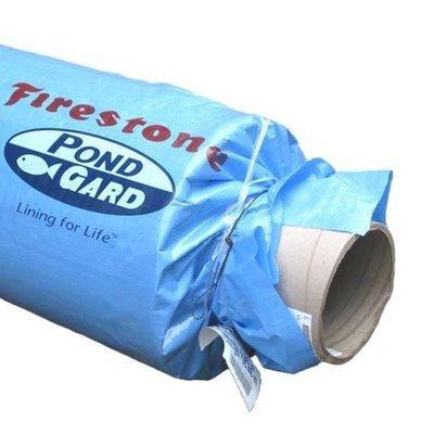 10'x50' Firestone PondGard 45 mil EPDM Pond Liner  Full Roll