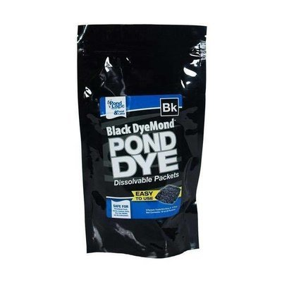 Black Dyemond Pond Dye Packets - 4 pack