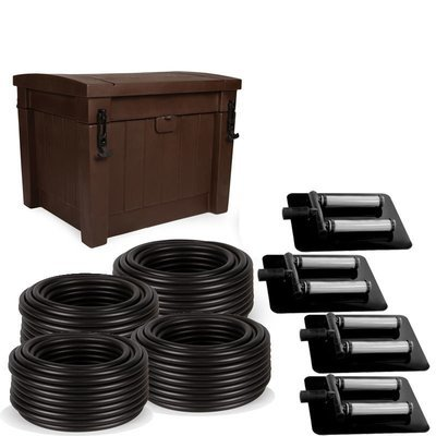 Deep Water Aeration System for Ponds up to 4 Acres