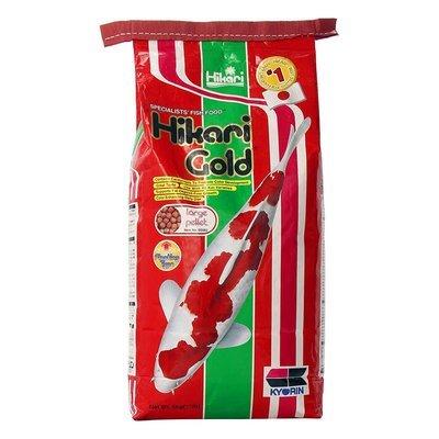Hikari Gold Koi Food - 11 lb Large Pellet