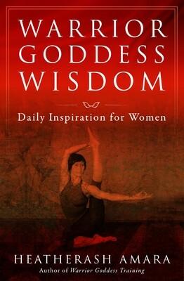 Warrior Goddess Wisdom