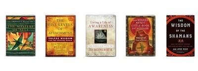 Toltec Wisdom - 5 Book Package