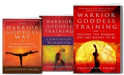 DIGITAL Warrior Goddess 3 Book Package Special!