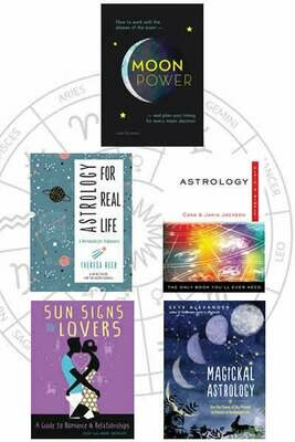 Astrology 5 Book Package Special
