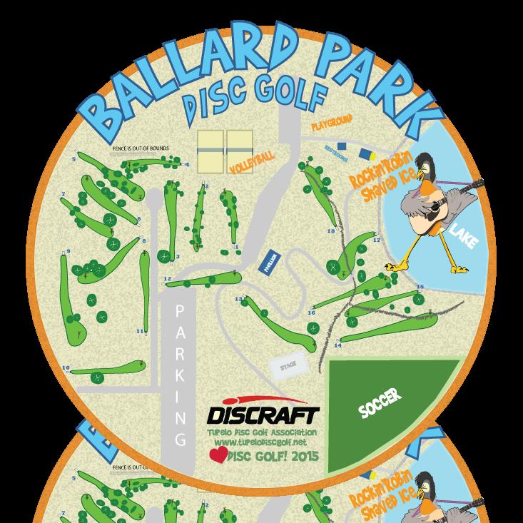 Full Color Buzzz! - Ballard Park