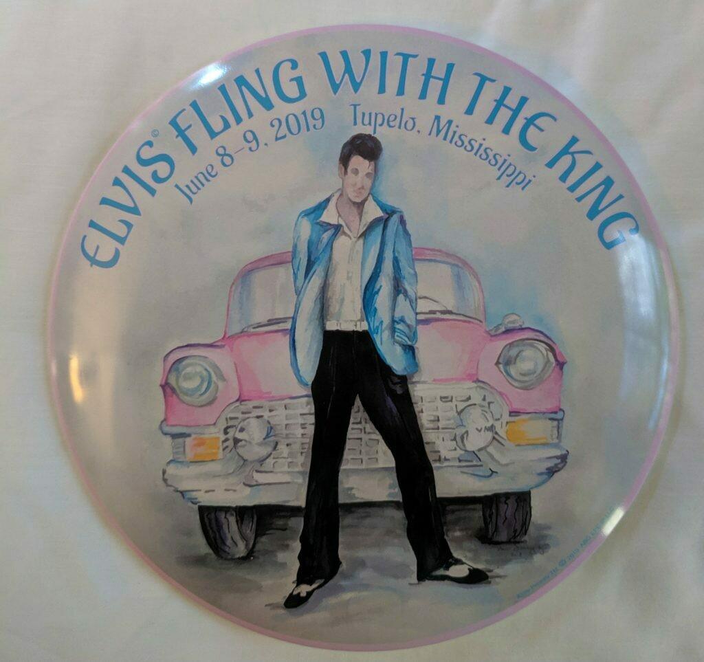 2019 Elvis Disc