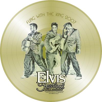 2007 Elvis Disc