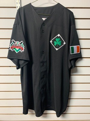 Irish American Baseball Society Jersey by Majestic