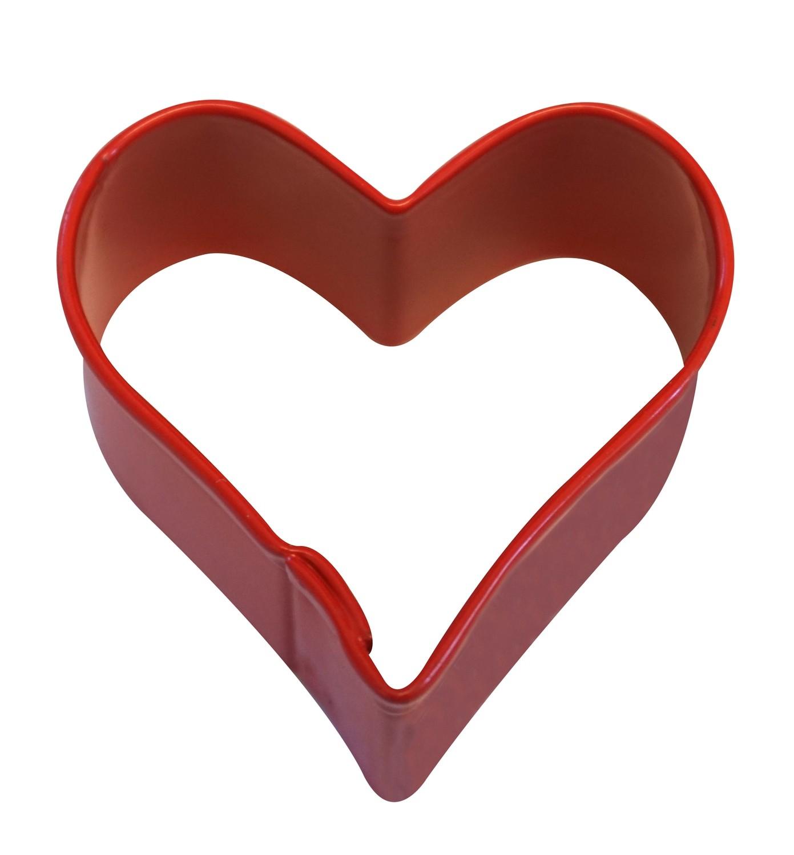 by AH -MINI Cookie Cutter HEART - Μικρό Κουπ πατ Καρδιά