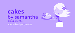 Cakes By Samantha Shop