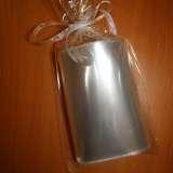 Cookie/Cake Pop Bags 25x12.5εκ  - 250τεμ (περίπου) Διάφανα Σακουλάκια Για Μπισκότα/Κέικ Ποπ 25 x 12.5εκ