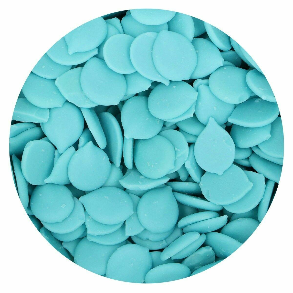 FunCakes Deco Melts -LIGHT BLUE -Γαλάζιο 250γρ