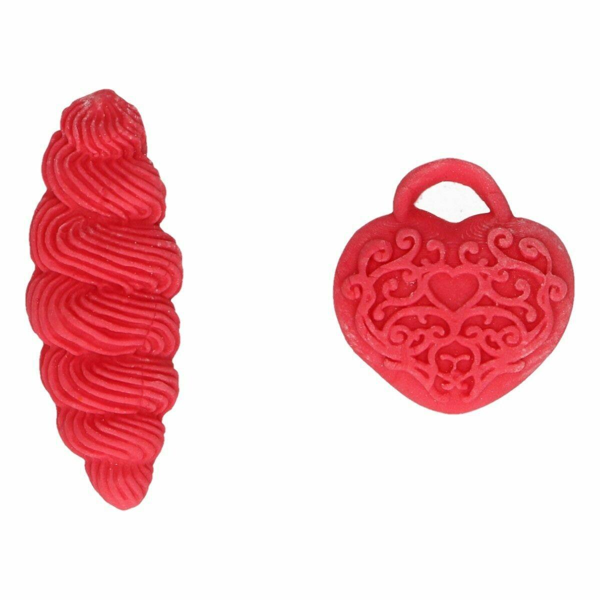 FunCakes FunColours GEL -POPPY RED - Χρώμα Πάστας Τζελ - Κόκκινο παπαρούνας 30γρ