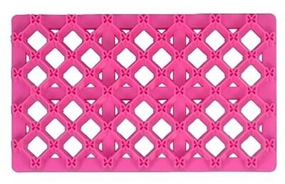 N.Y. Cake Embossing Tool -DIAMOND BUTTERFLY DESIGN -Εργαλείο για ανάγλυφο σχέδιο Καπιτονέ με Πεταλούδες