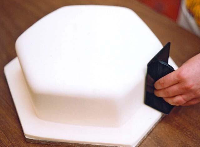 SALE!!! Edgers -Smedger Side Cake Smoother - Πλαϊνό Εργαλείο Λείανσης