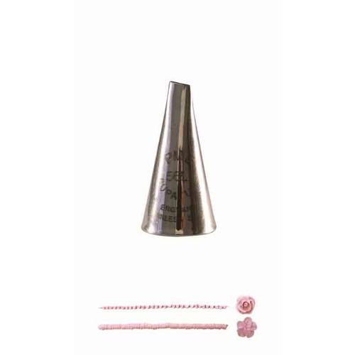 PME Nozzle -PETAL -SMALL for Right Handed -Μύτη Κορνέ Μικρό Πέταλο για Δεξιόχειρες No.56R