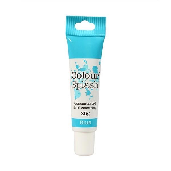 Colour Splash GEL -BLUE -Χρώμα Πάστας -Μπλε 25γρ