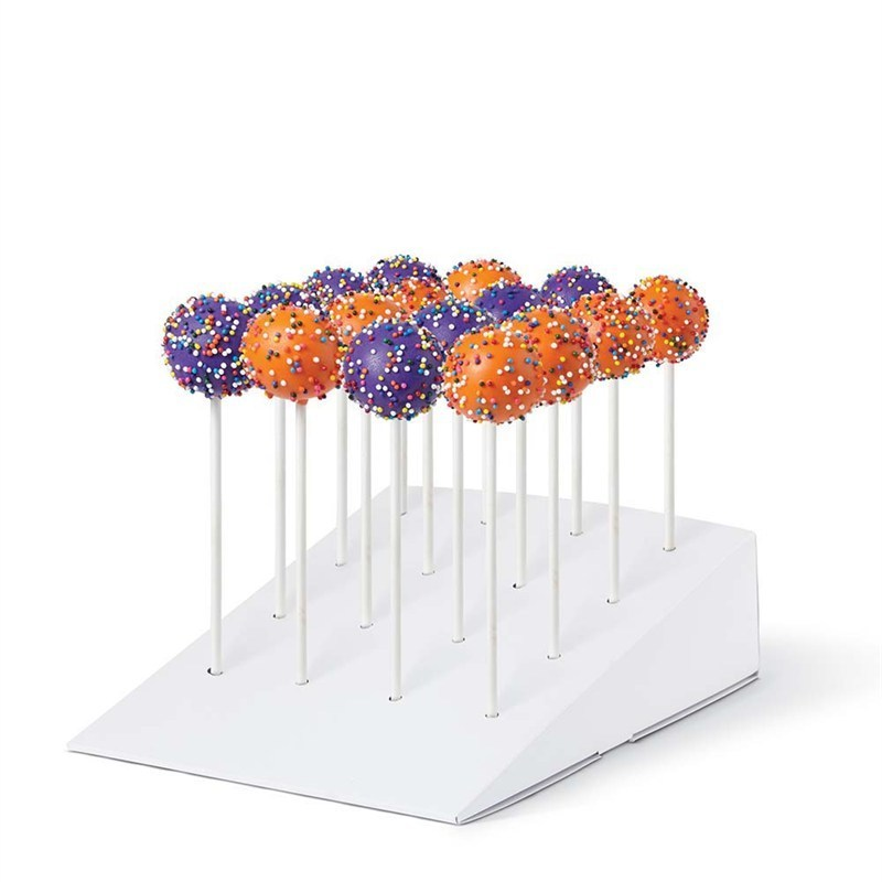 SALE!!! Wilton Slanted Cake Pop Display Stand - Στάντ με κλίση για κέικ ποπς 22x18.2x6εκ