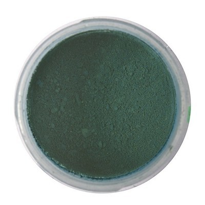 Colour Splash Dust -MATT PINE GREEN -Σκόνη Ματ -Σκούρο Πράσινο 5γρ