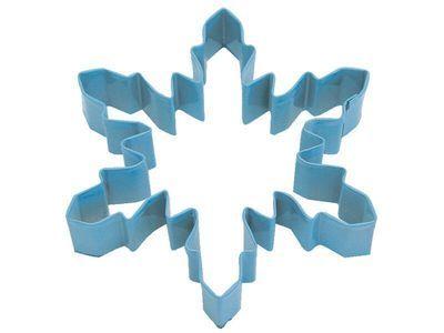 By AH -Cookie Cutter -SNOWFLAKE -BLUE -LARGE - Κουπ πατ Μεγάλη Μπλε Χιονονιφάδα 13εκ
