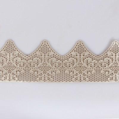 House of Cake Edible Pearl Lace -ART DECO -Έτοιμη Βρώσιμη Δαντέλα Περλέ -Αρτ Ντεκό ∞