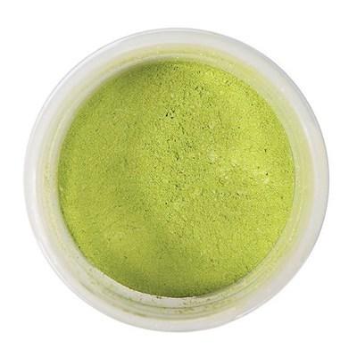 Colour Splash Dust -PEARL KIWI -Σκόνη Περλέ -Πράσινο (ακτινίδιο) 5γρ