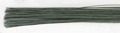 Culpitt Floral Wire -DARK GREEN -28 gauge -Σύρμα Λουλουδιών -Σκούρο Πράσινο 50 τεμ