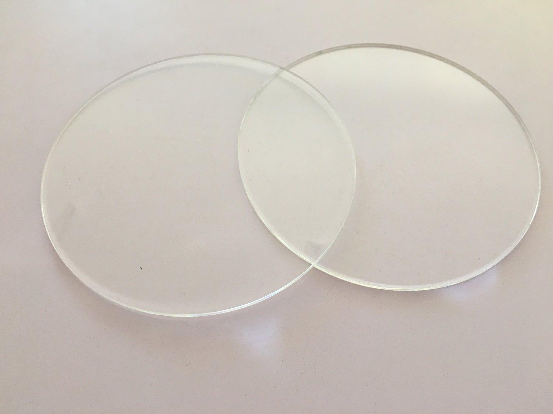 Cakes By Samantha Ganaching Plates -ROUND 13cm Στρογγυλές Βάσεις/Πιάτα για Επικάλυψη Τούρτας με Γκανάς -13εκ -2 τεμ
