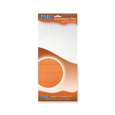 PME Impression Mat -LARGE SQUARE -Πατάκι  Αποτύπωσης Σχεδίου Μεγάλο Τετράγωνο