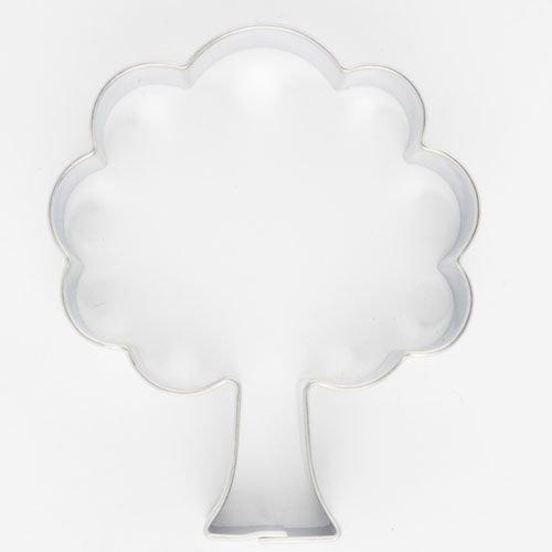 Cookie Cutter Tree 6cm - Κουπ πατ Δέντρο - 6x5εκ