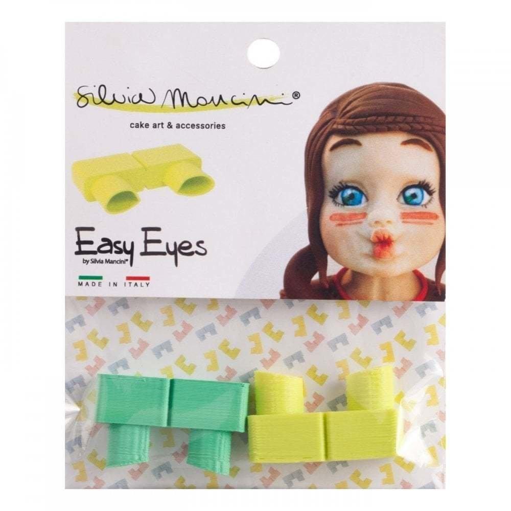 SALE!!!  Silvia Mancini -Easy Eye Tool -LITTLE GIRL Small And Large Set - Εργαλείο για μάτια μικρού κοριτσιού
