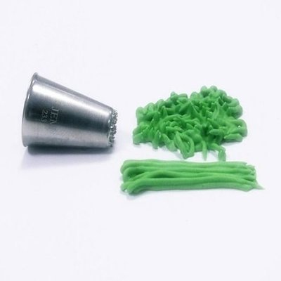 JEM Nozzle -Grass/Hair SMALL No.233 -Μύτη Κορνέ Μικρή Χορτάρι/Μαλλιά