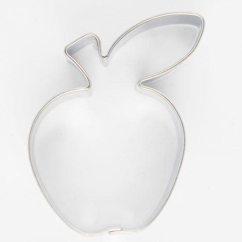 Cookie Cutter Apple 5cm - Κουπάτ Μήλο - 5x3.5εκ