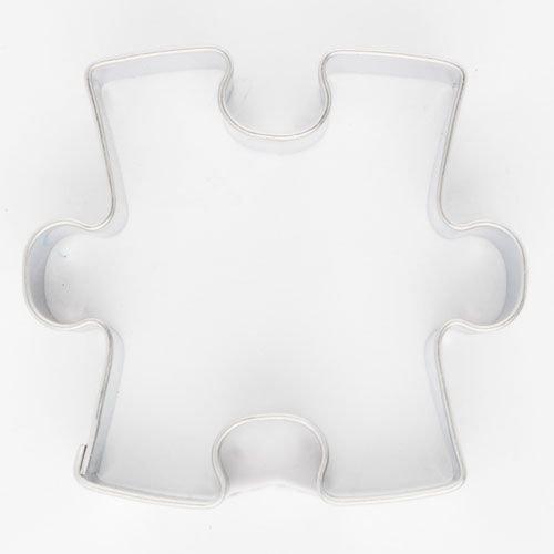 Cookie Cutter Jigsaw Puzzle Piece 4.5cm Large - Κουπ πατ Παζλ Μεγάλο - 4.5x5εκ