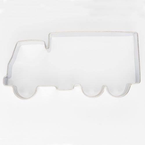 Cookie Cutter Truck 8cm - Κουπ πατ Φορτηγό - 8x4εκ