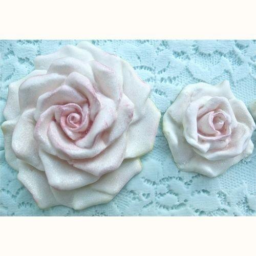 Karen Davies Silicone Mould -LARGE ROSE -Καλούπι Σιλικόνης Μεγάλο Τριαντάφυλλο