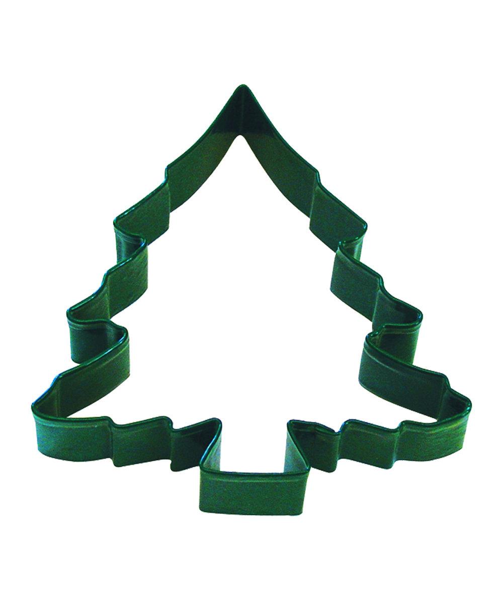 by AH -Cookie Cutter -CHRISTMAS TREE -LARGE -Κουπ πατ Χριστουγεννιάτικο Δέντρο Μεγάλο 13εκ